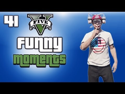 GTA 5 Online Funny Moments Ep. 41 (Beer...