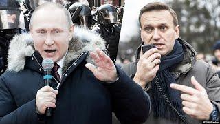 Сценарий Навального и сценарий Кремля