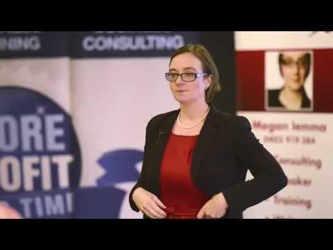 Business Coach Melbourne: Megan Iemma Guest Presenter for Business Planning Session
