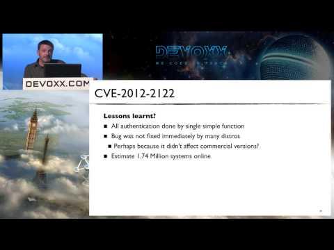 An analysis of CVE-2012-2122, MySQL authentication