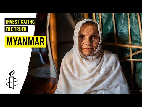 """Fleeing my whole life"": Older people's experience of conflict and displacement in Myanmar