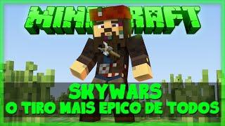 Minecraft - SkyWars: O Tiro mais Épico de TODOS ft. Daniel #140