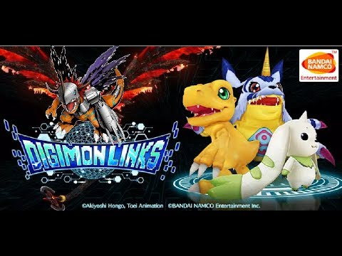 Digimon Links w/ Viewers and Timewoven!