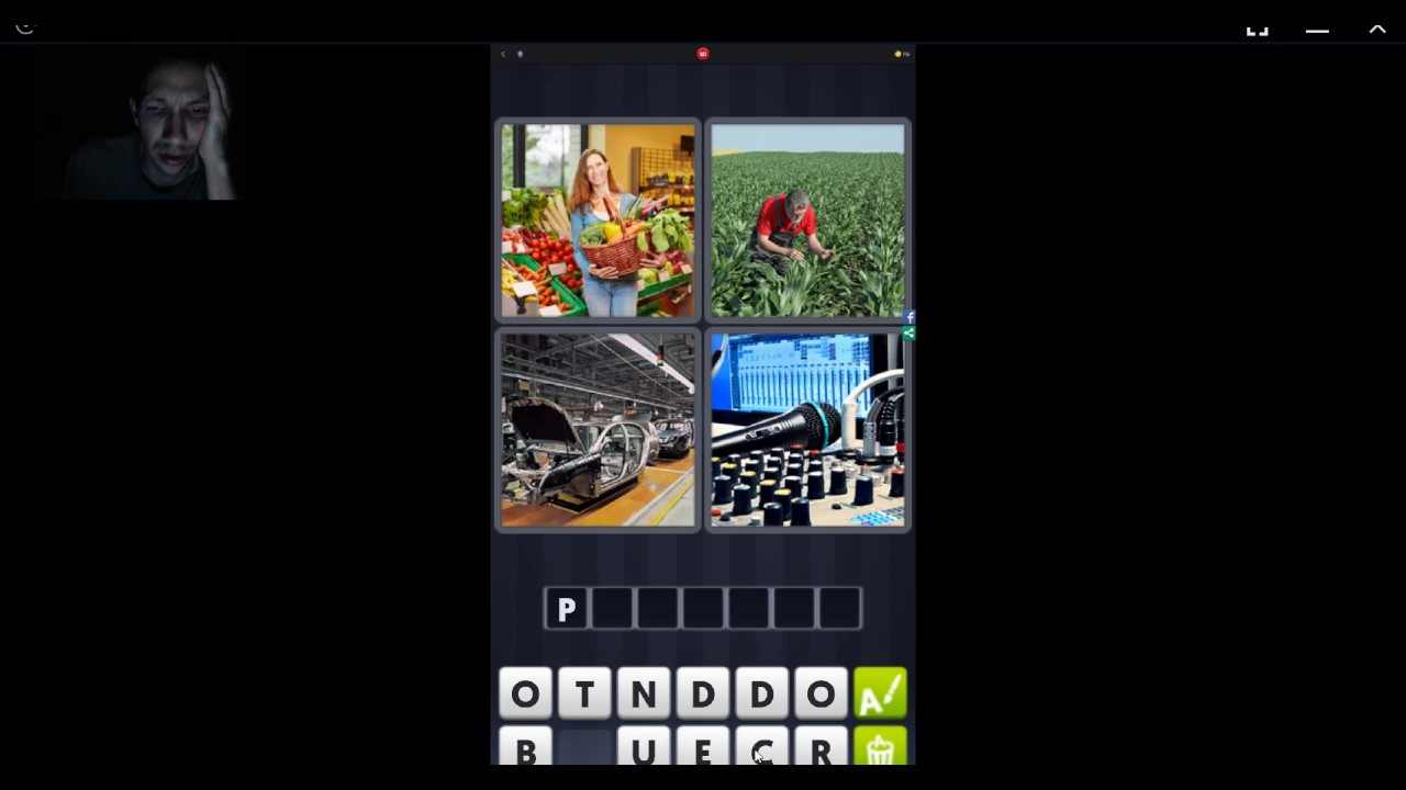4pics1word Answers Letters 7 Level 120 Poemview