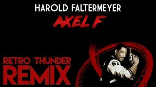 harold faltermeyer axel f retro thunder remix audio only
