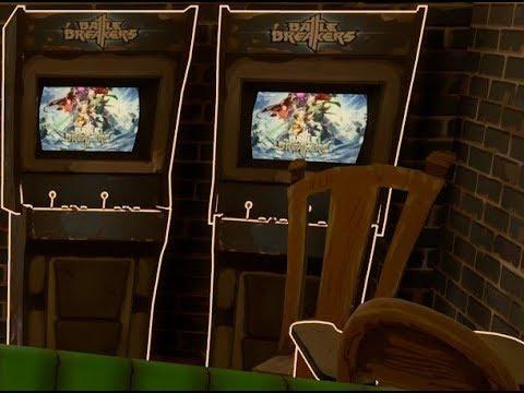 borne arcade sauver le monde