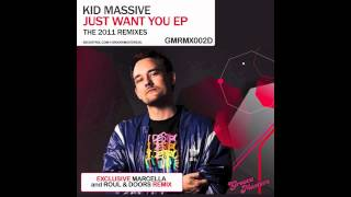 [GMRMX002D] Kid Massive - Just Want You (Roul & Doors Vocal Mix)