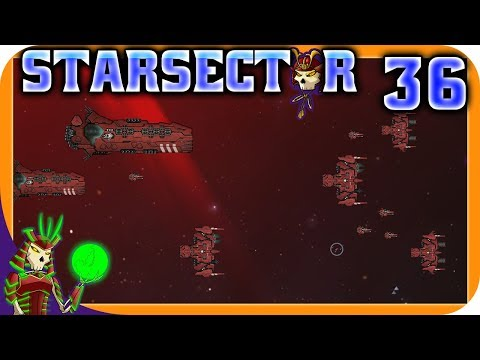 STARSECTOR: MECHA CHRONICLES | Command Ships and Paladins | 36 | Starsector Modded Gameplay