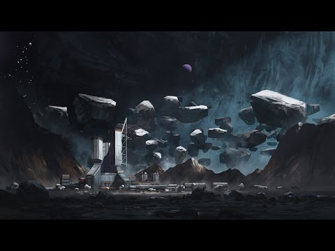 Photoshop Tutorial Now Available: Creating A Sci-Fi Environment Concept