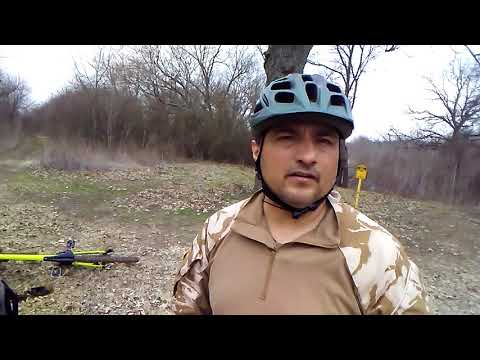 Riding trails at the Trinity River Audubon Center in Dallas Texas awesome adventure part 1 of 7