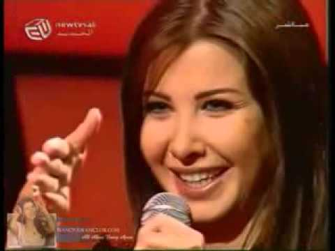 Arabian singer singing Armenian