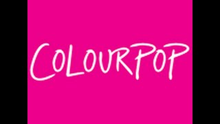 COLOUR POP Lippie REVIEW Thumbnail