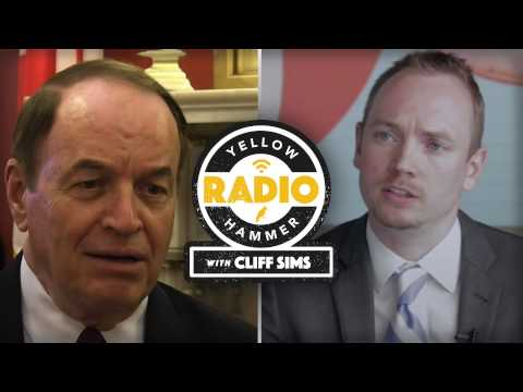 Cliff Sims interviews Richard Shelby on Yellowhammer radio