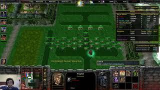 Warcraft 3: HellHalt TD # 47 - 3 HOURS of HELLHALT!