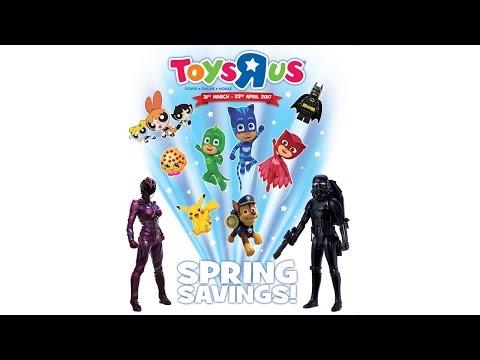 Spring Savings Catalogue April 2017 Toys R Us UK
