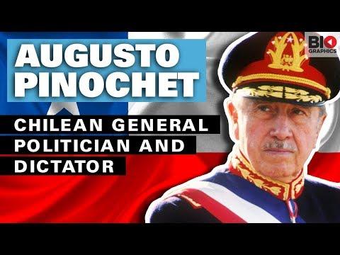 Augusto Pinochet: The Great Betrayal