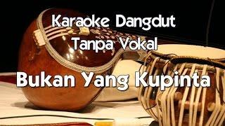 Karaoke Dangdut   Bukan Yang Pertama