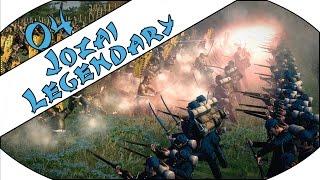 AIZU SHENANIGANS - Jozai (Legendary) - Total War: Shogun 2 - Fall of the Samurai - Ep.04!