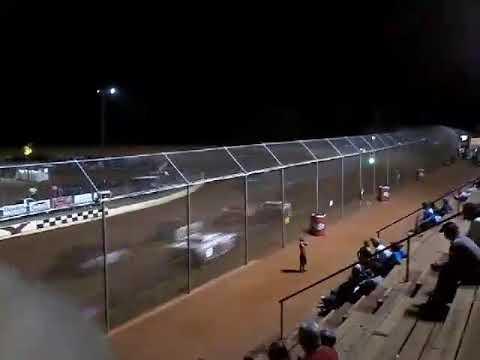 Swainsboro Raceway 8/19/17 Super Stocks