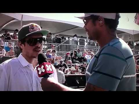 Pedro Barros Interview