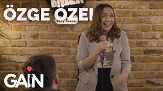 Özge Özel GAİN'de 🎈🎈 | TuzBiber Stand-Up