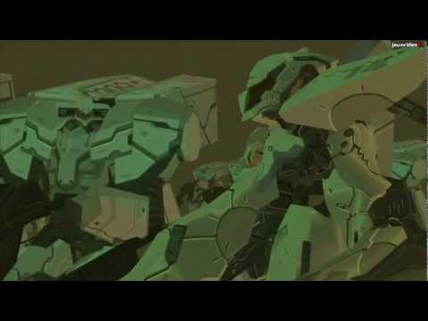 Zone Of The Enders 2 HD - Battle For Aumaan (HD)