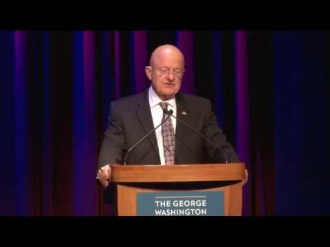 CIA-GW Intelligence Conference: DNI Clapper Keynote Address