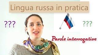 il russo con Anna