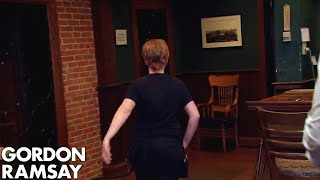 Furious General Manager Storms Out | Hotel Hell