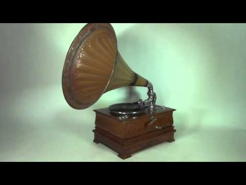 Parlophone Coin Phonograph