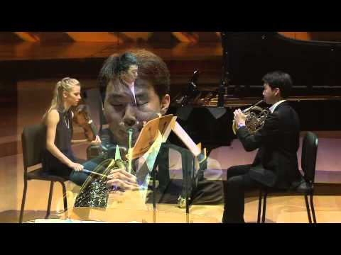 Trio for Violin, Horn and Piano | Music | 2014 National YoungArts Week