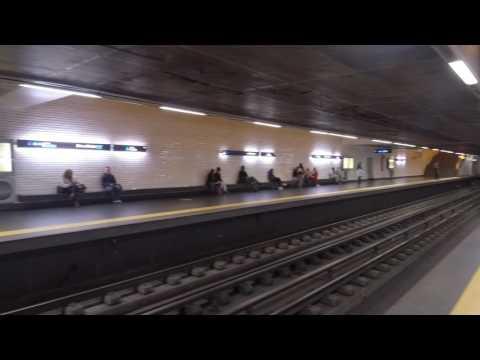 Baixa-Chaido metro station Lisbon
