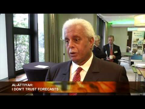 Qatar's al-Attiyah 'comfortable' with changing world of oil