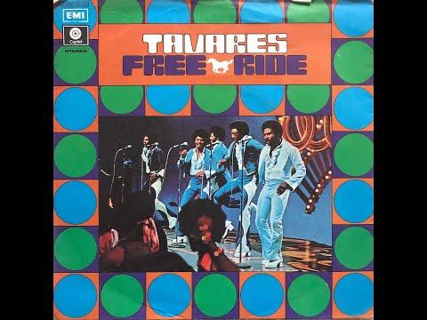 Tavares - Free Ride (1976 Vinyl)