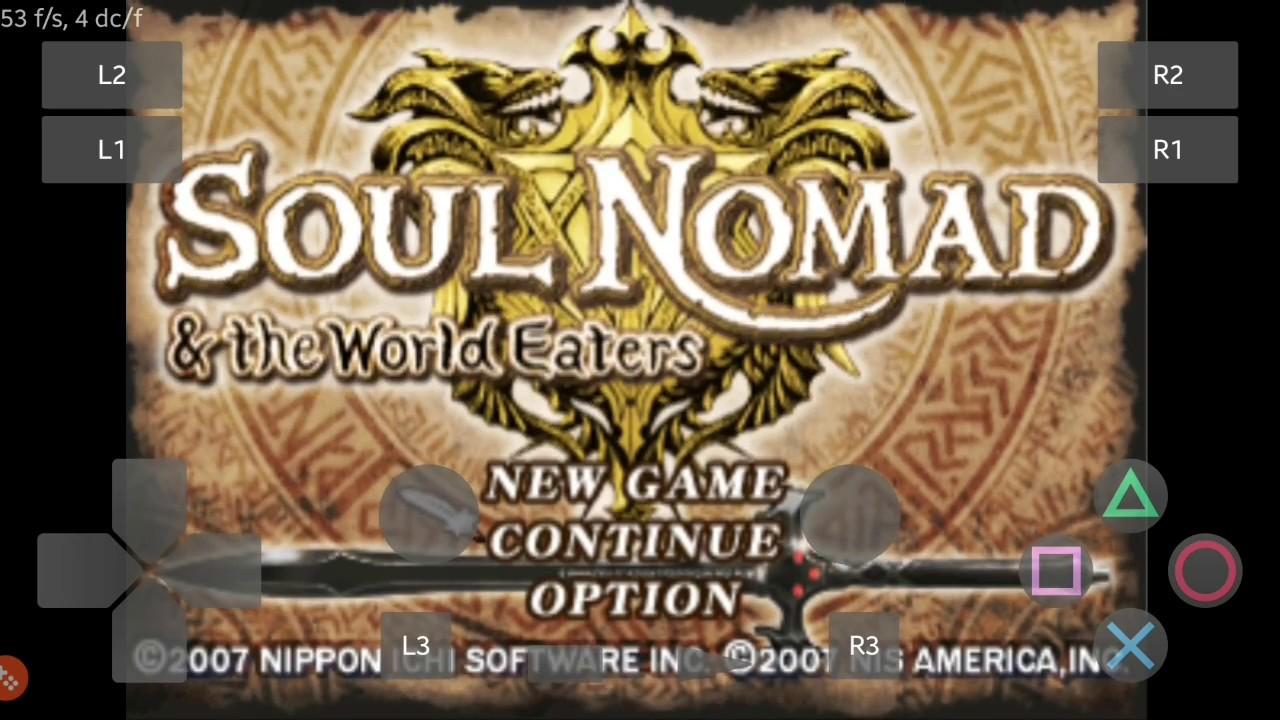 Soul Nomad Pcsx2 Emulator For Android - zonepolv