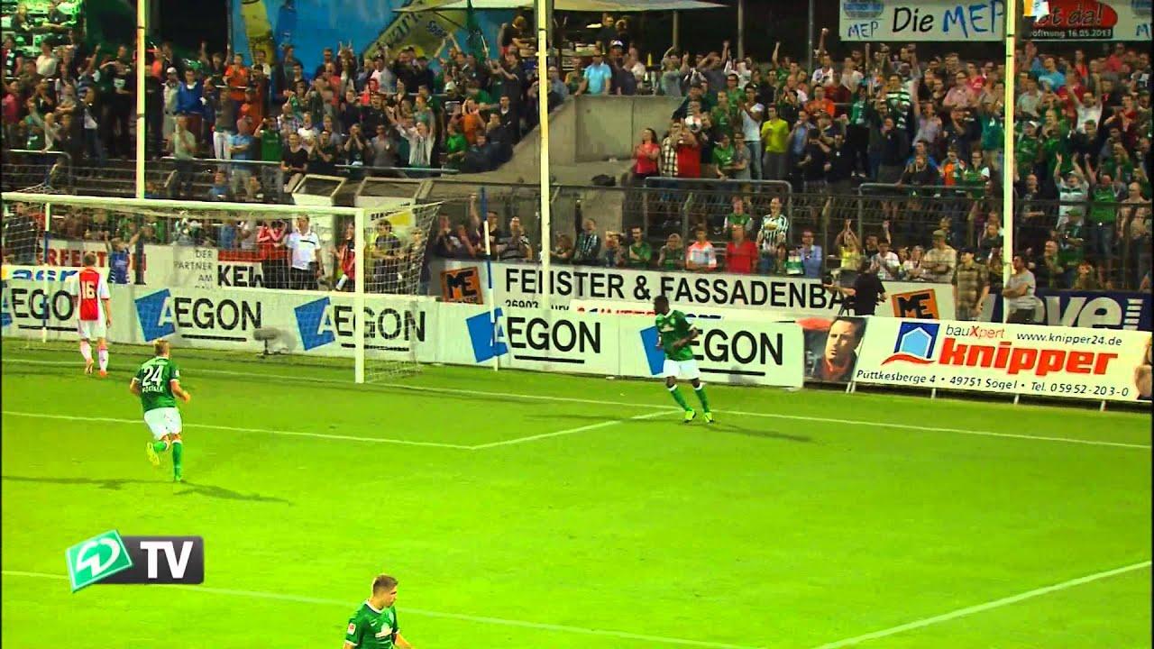 Werder Gegen Ajax