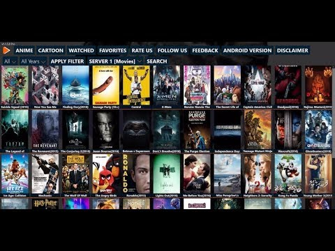 WATCH FREE ONLINE NEW MOVIE'S AND TV SHOWS IN ANY ANDROID DEVICE|HOW  TO WATCH ANY PAID MOVIE'S.