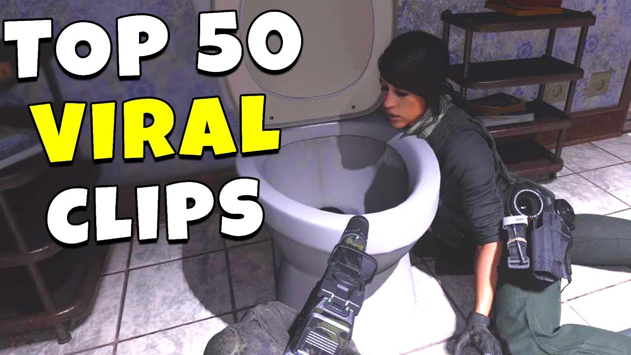 Download TOP 50 VIRAL MODERN WARFARE CLIPS - CALL OF DUTY Epic & Funny Moments