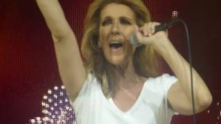 Celine Dion - River Deep, Mountain High - Live At Leeds First Direct Arena - Wed 2nd Aug 2017