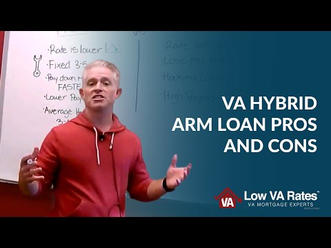 VA Hybrid Loan Pros and Cons