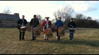 Three Camps for Hunger Relief - at Valley Forge National Historic Park (1/14/12)