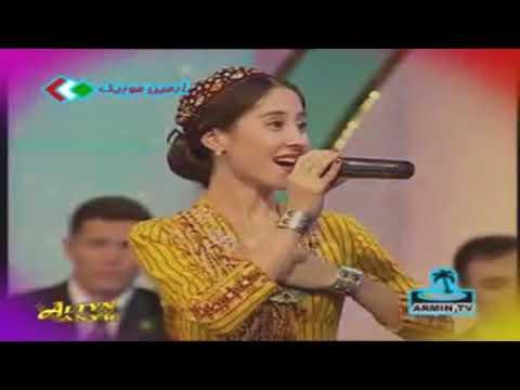 Ýap Boýunda (Bilezik) - Türkmen Türküsü Türkçe altyazılı. Turkmen Song- English Subtitles. Türkmence