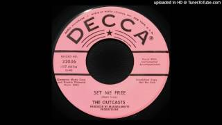 The Outcasts - Set Me Free - 1966 Garage Rock