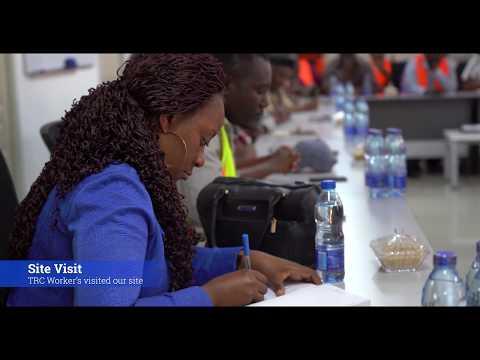 DSM February 2020 Progress Video; Standard Gauge Railway Line From Dar Es Salaam To Morogoro Project