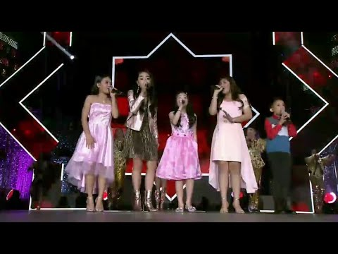All I Want For Christmas is You by Sheenna, Esang, Lyca, Elha and Jhon Clyd   ABS-CBN Xmas Concert