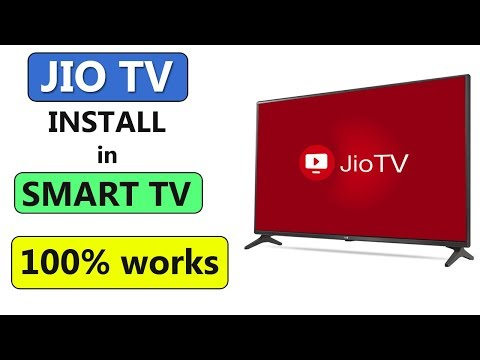How To Install Jio TV In Android Mi TV - 101% Work