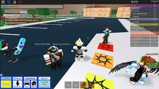 roblox Guest 666 caught on video at roblox high school