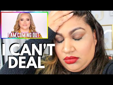 """NIKKIE TUTORIALS """"COMING OUT"""" VIDEO GOT ME LIKE..."""