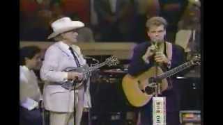 Ricky Skaggs , Uncle Pen