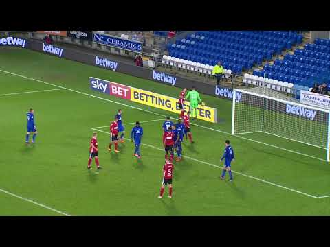 HIGHLIGHTS: CARDIFF CITY 3-1 IPSWICH TOWN